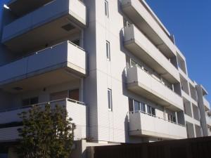 Minami-azabu Duplex R's - Outward Apperance