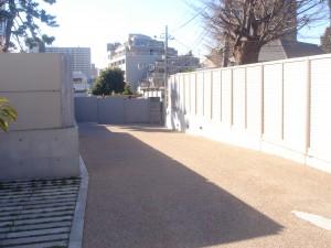 Minami-azabu Duplex R's - Entrance