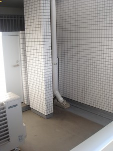 Minami-azabu Duplex R's - Balcony