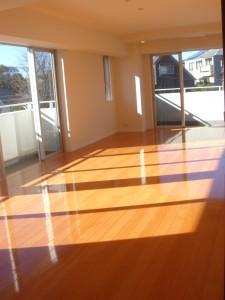 Minami-azabu Duplex R's - Living Dining Room