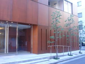 Apartments Tower Azabu-juban - Entrance