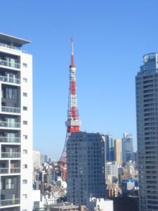 Apartments Tower Azabu-juban - View