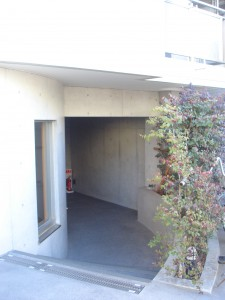 Parkview Minami-aoyama - Entrance