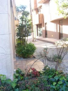 Comforia Minami-aoyama DEUX - Entrance