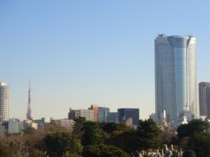 Comforia Minami-aoyama DEUX - View