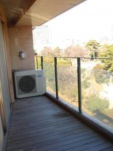 Comforia Minami-aoyama DEUX - Balcony