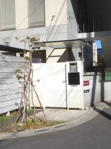 Residia Minami-aoyama - Entrance