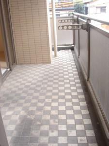 Villurage Nogizaka - Balcony
