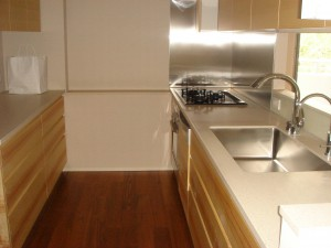 Nogizaka Park House - Kitchen