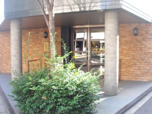 Excellent Azabu-juban - Entrance
