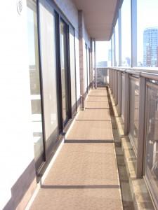 Park Avenue Jinnan - Balcony