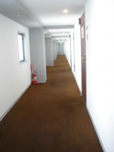 Daikanyama Park Side Village - Corridor