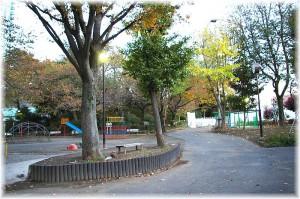 Mita has well-kept playgrounds